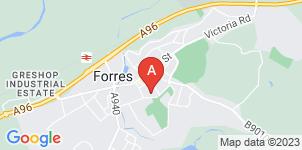 Google static map for Tom Ross & Sons