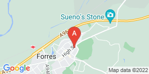 Google static map for Andrew Smith Funeral Directors Ltd