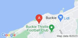 Google static map for Joe Dawson Funeral Director