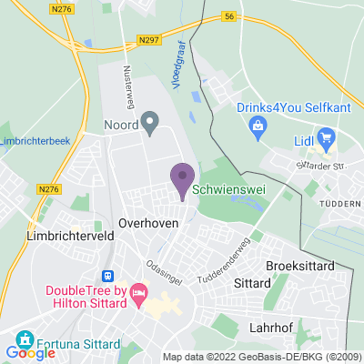 Google maps Annadaelstraat (8 woningen), Sittard