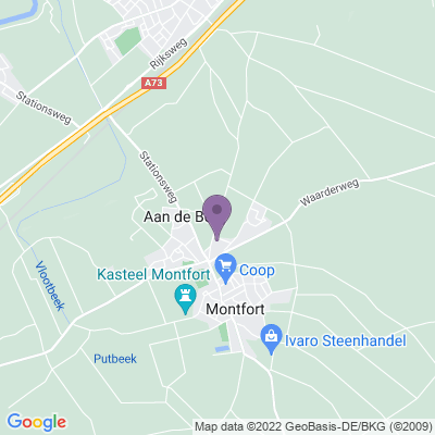 Google maps Montfort