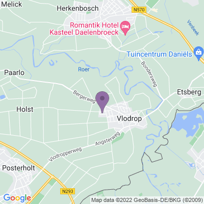 Google maps Vlodrop (10 woningen), Holsterveld