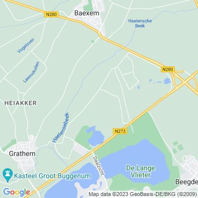 Google maps Onze nieuwbouwprojecten