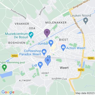 Google maps Weert