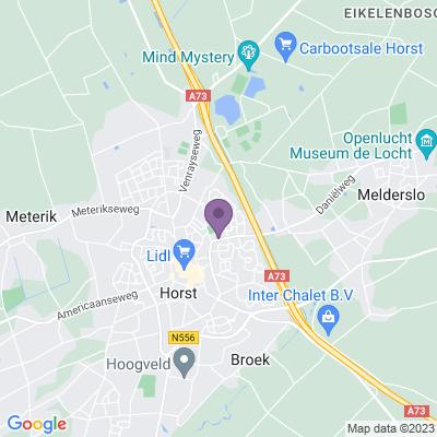 Google maps Vondersestraat (8 woningen), Horst
