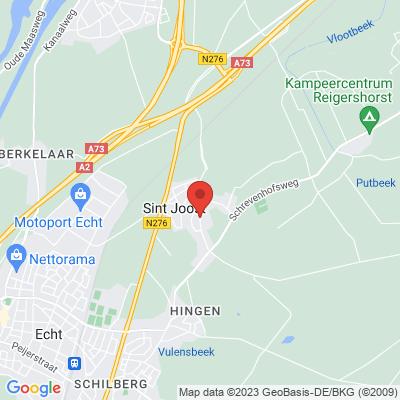 Google maps St. Joost