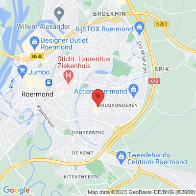 Google maps Roermond