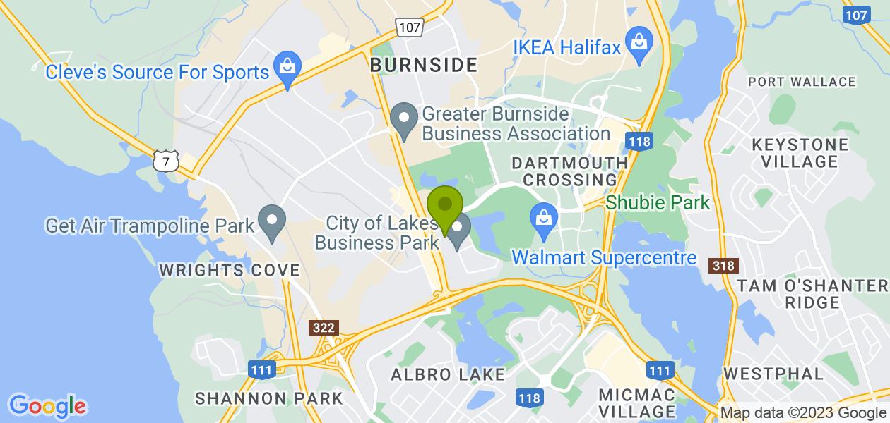 Burnside Drive Greenway