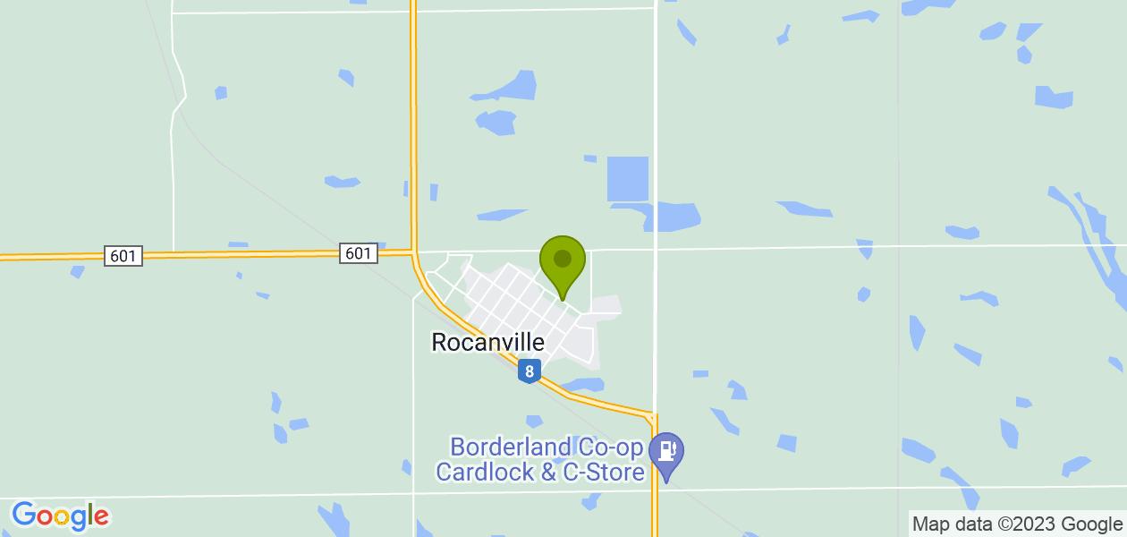 Rocanville Curling Rink