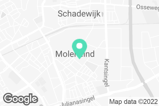 Location on the map of Catalyze office  in Oss