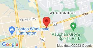 Static Map image of Woodbridge Office Address