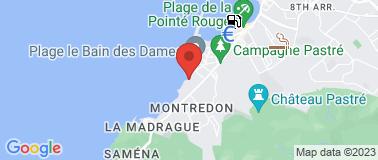 Plage de l\'Abri Côtier - Plan