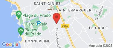 GRIS PERLE Saint Anne - Plan