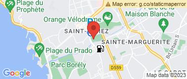 Piscine René Magnac - Plan