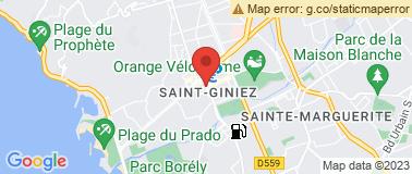 LE MARSEILLAIS - Saint Giniez - Plan