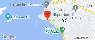 Le Petit Nice – Passedat - Plan