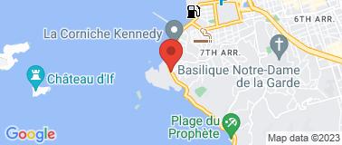 Pharmacie de la Corniche - Plan