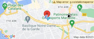 Marrou Patisserie - Castellane - Plan