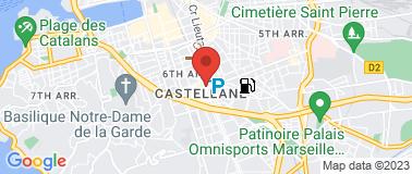 Bibliothèque de Castellane - Plan