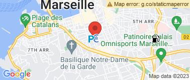 L'Escapade Marseillaise - Plan