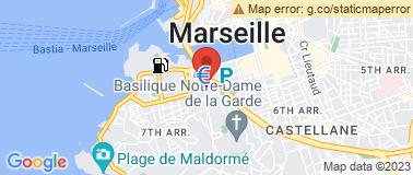 Marché Saint-Victor - Plan