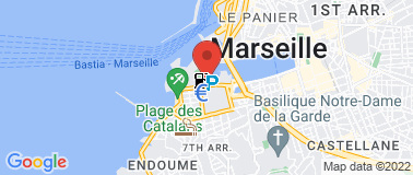 New Hotel Of Marseille **** - Plan