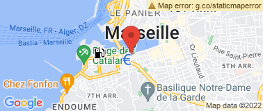 Radisson Blu Vieux Port **** - Plan