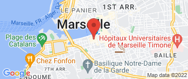 LES ARCENAULX - Le Restaurant - Plan
