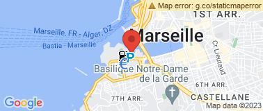 Rowing Club Marseille - Plan