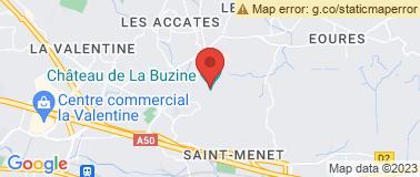 CHATEAU DE LA BUZINE - Plan