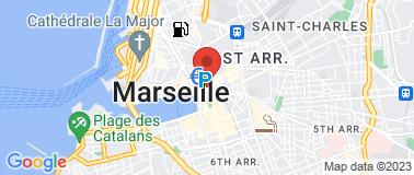 Fnac Marseille Centre Bourse - Plan