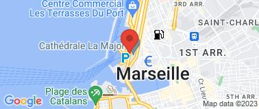 L\'Espérantine de Marseille - Plan