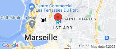 Casa Ortega Marseille - Plan