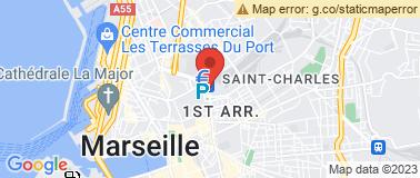 SNCF Service Objets Trouvés - Plan