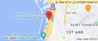 Apple Store Marseille - Plan