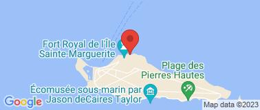 Musée de la Mer - Plan