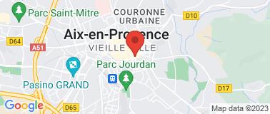 Le Mistral Club Aix-en-Provence - Plan