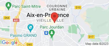 Brasserie Les Deux Garçons - Plan