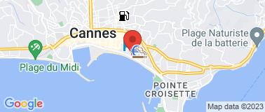 Carlton Restaurant - Plan