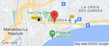Cannes Bowling - Plan