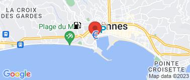 L\'Assiette Provençale - Plan