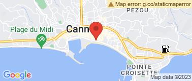 Boutique Louis VUITTON CANNES - Plan