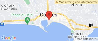 PALAIS DES FESTIVALS CANNES - Plan