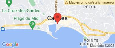 Office de Tourisme de Cannes - Plan
