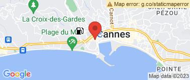 Cotton Club Cannes  - Plan