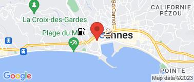 L\'Auberge Provençale da bouttau - Plan