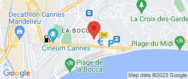 Square d\'Aurèle - Plan