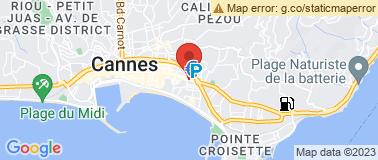 Le Maroush - Plan