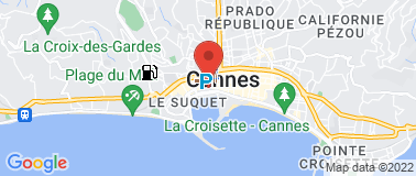 Mc Donald\'s Cannes - Plan