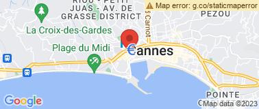 Le Marché de Forville - Plan